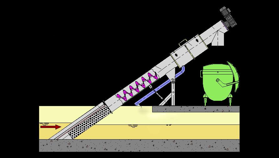 Griglia e pressa subverticale-mobile